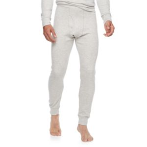 Men's Croft & Barrow® Solid Thermal Pants